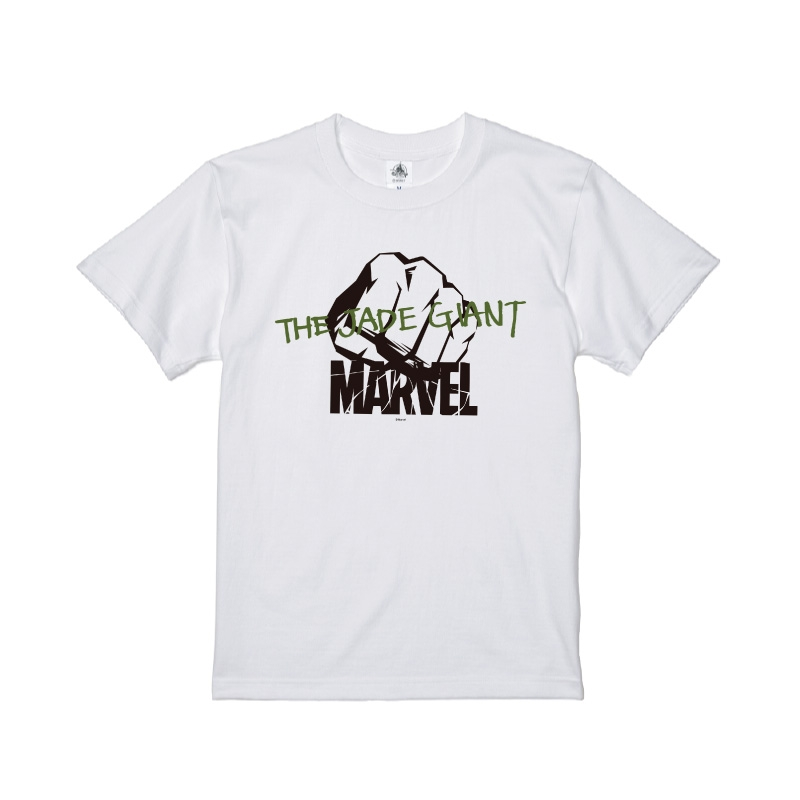 【D-Made】Tシャツ MARVEL ロゴ ハルク THE JADE GIANT