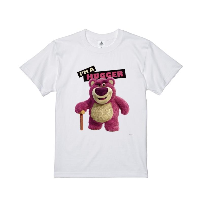 【D-Made】Tシャツ トイ・ストーリー3 ロッツォ I'M A HUGGER