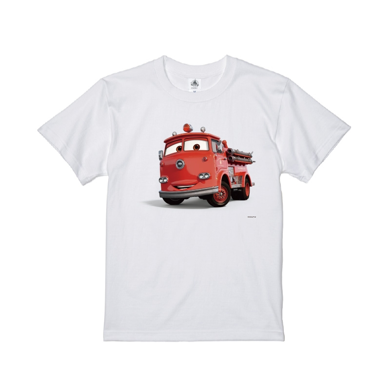 【D-Made】Tシャツ カーズ/クロスロード レッド スタンダード