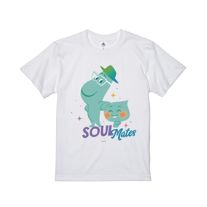 【D-Made】Tシャツ ソウルフル・ワールド 22番&ジョー(ソウル) SOUL Mates