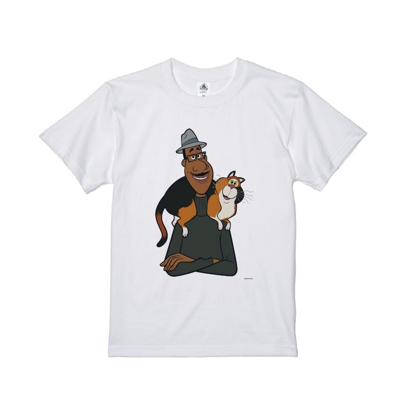 【D-Made】Tシャツ ソウルフル・ワールド ジョー・ガードナー&ミスター・ミトンズ