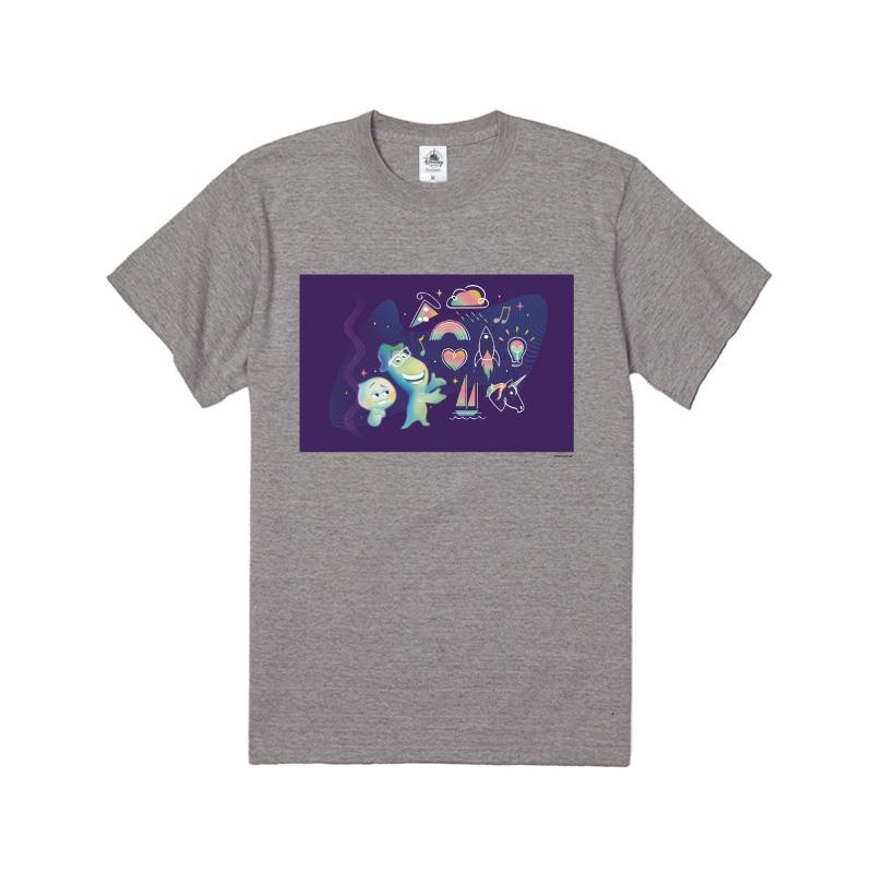 【D-Made】Tシャツ ソウルフル・ワールド 22番&ジョー(ソウル) アイコン