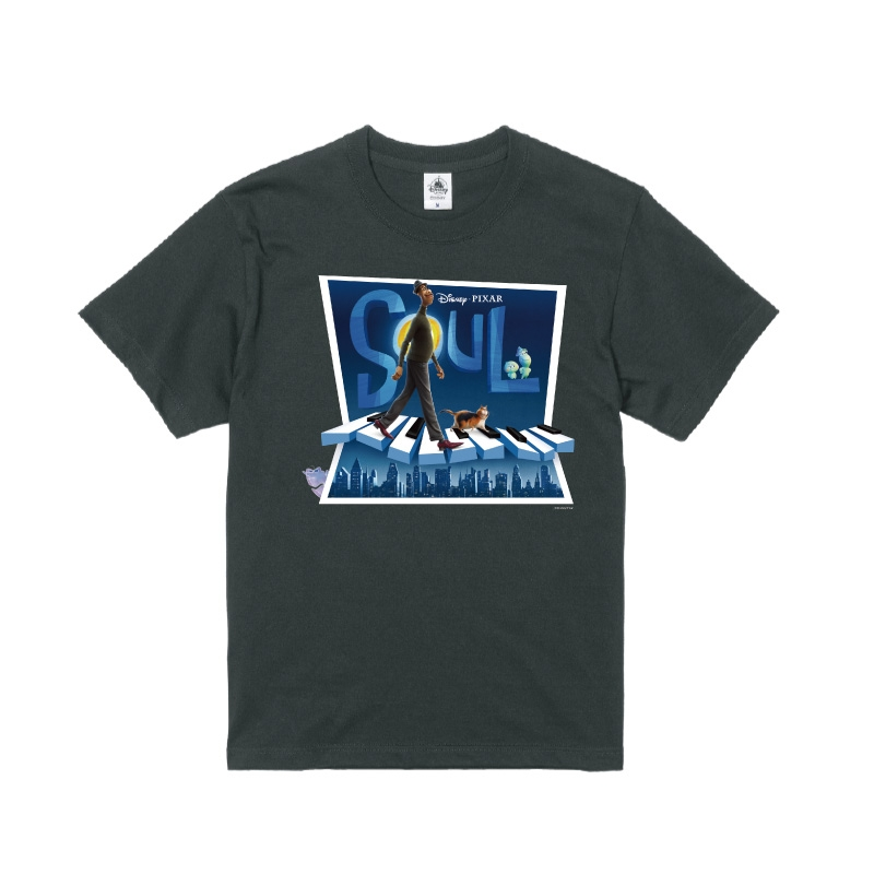【D-Made】Tシャツ ソウルフル・ワールド タイトル