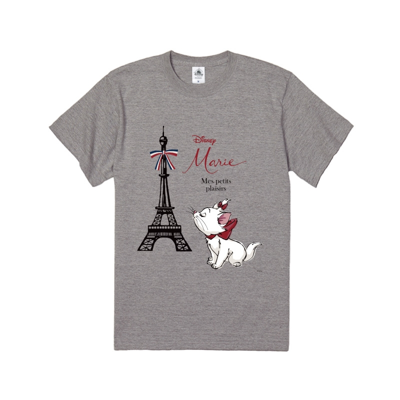 【D-Made】Tシャツ おしゃれキャット マリー Mes petits plaisirs THE ARISTOCATS