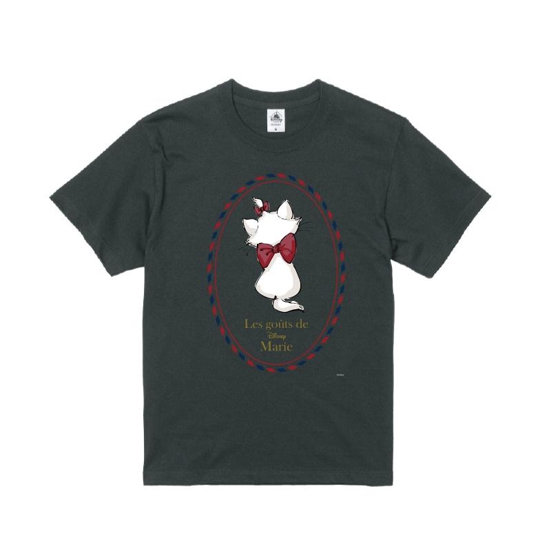【D-Made】Tシャツ おしゃれキャット マリー ポーズ 後ろ向き THE ARISTOCATS