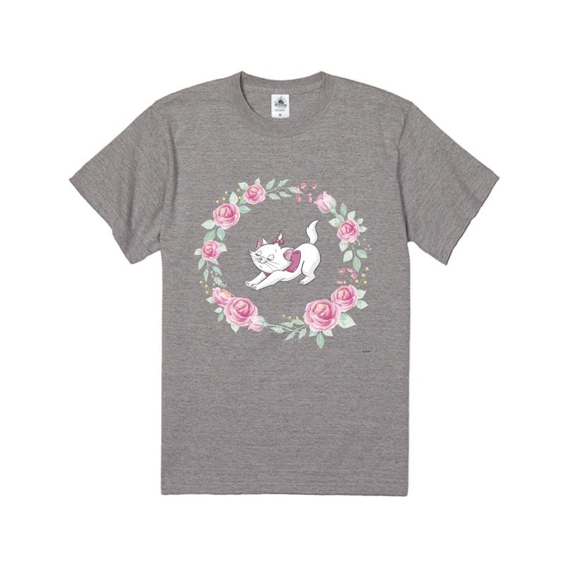 【D-Made】Tシャツ おしゃれキャット マリー くつろぎ Cat Day