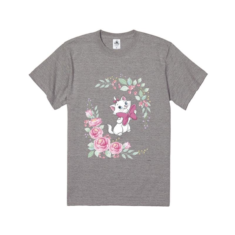 【D-Made】Tシャツ おしゃれキャット マリー リボン Cat Day