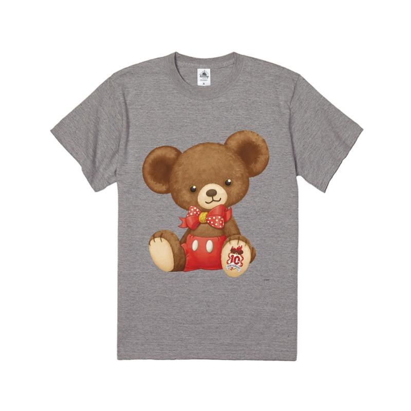 【D-Made】Tシャツ ユニベアシティ モカ UniBEARsity 10th Anniversary