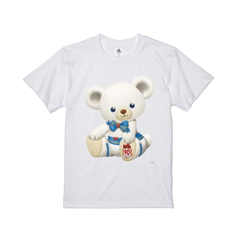 【D-Made】Tシャツ ユニベアシティ ホイップ UniBEARsity 10th Anniversary