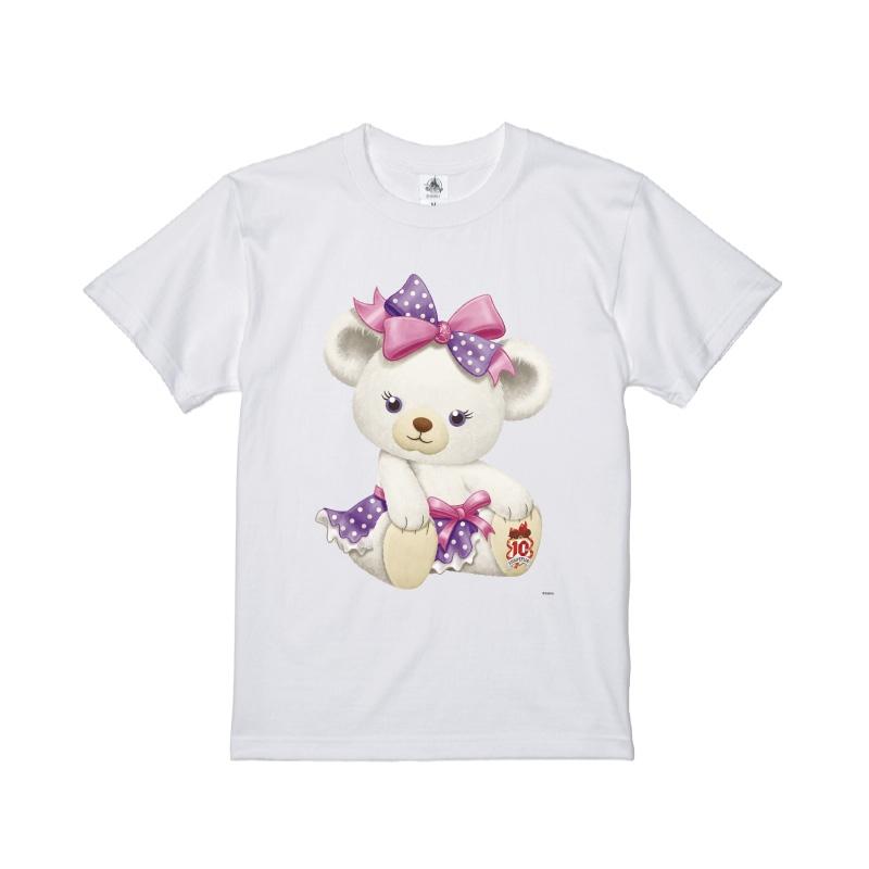 【D-Made】Tシャツ ユニベアシティ パフィ UniBEARsity 10th Anniversary