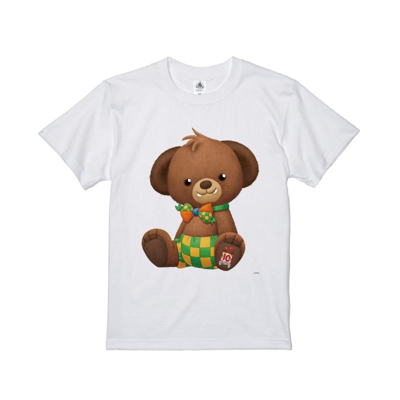 【D-Made】Tシャツ ユニベアシティ スコーン UniBEARsity 10th Anniversary