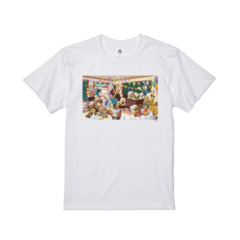 【D-Made】Tシャツ ユニベアシティ パーティー UniBEARsity 10th Anniversary