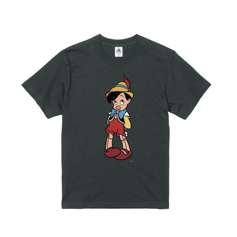 【D-Made】Tシャツ ピノキオ 後ろ手