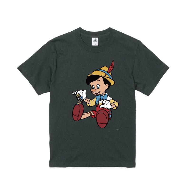 【D-Made】Tシャツ ピノキオ ピノキオ&ジミニー・クリケット