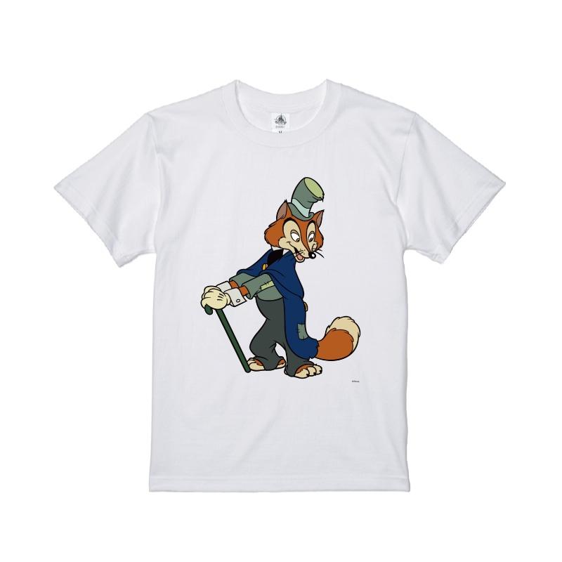 【D-Made】Tシャツ ピノキオ 正直ジョン ポーズ 後ろ向き