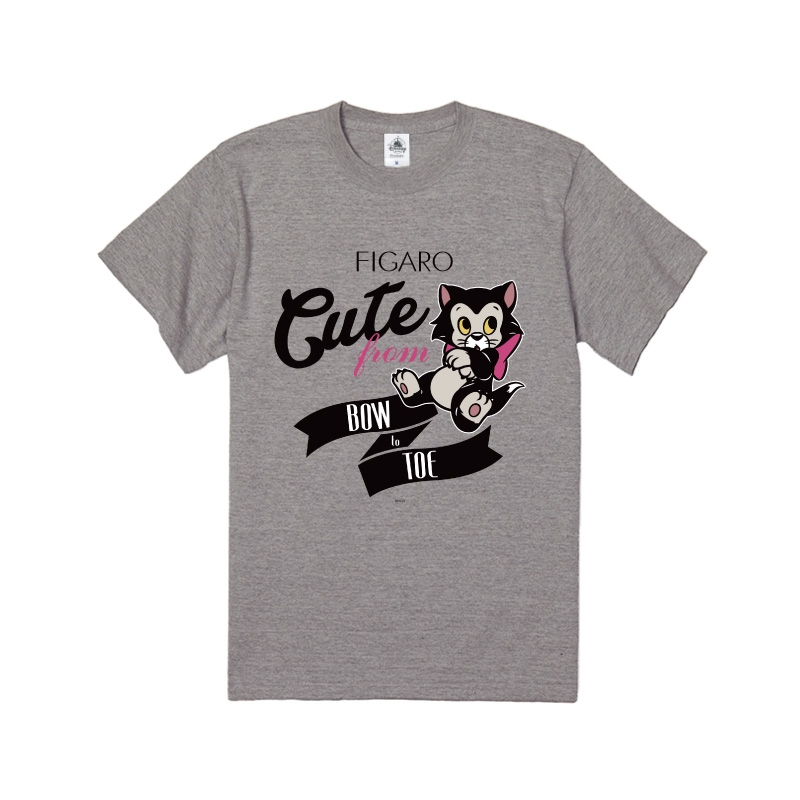 【D-Made】Tシャツ フィガロ Cute from BOW to TOE