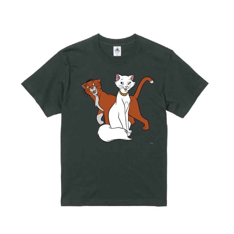 【D-Made】Tシャツ おしゃれキャット ダッチェス&トーマス・オマリー ペア
