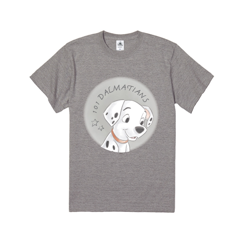 【D-Made】Tシャツ 101匹わんちゃん DALMATIANS