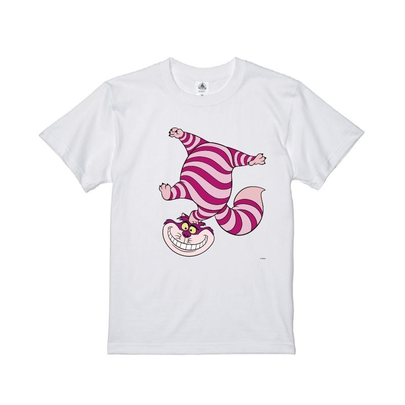 【D-Made】Tシャツ ふしぎの国のアリス チェシャ猫 不思議なポーズ