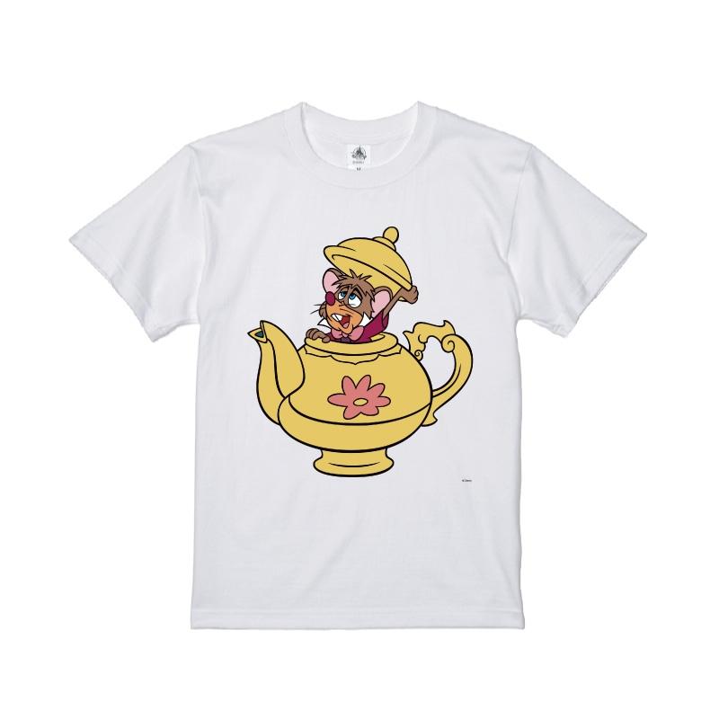 【D-Made】Tシャツ ふしぎの国のアリス ドーマウス ティーポット