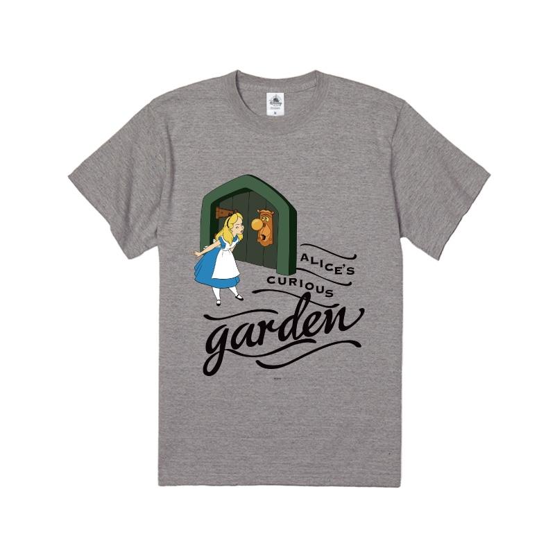 【D-Made】Tシャツ ふしぎの国のアリス アリス&ドアノブ