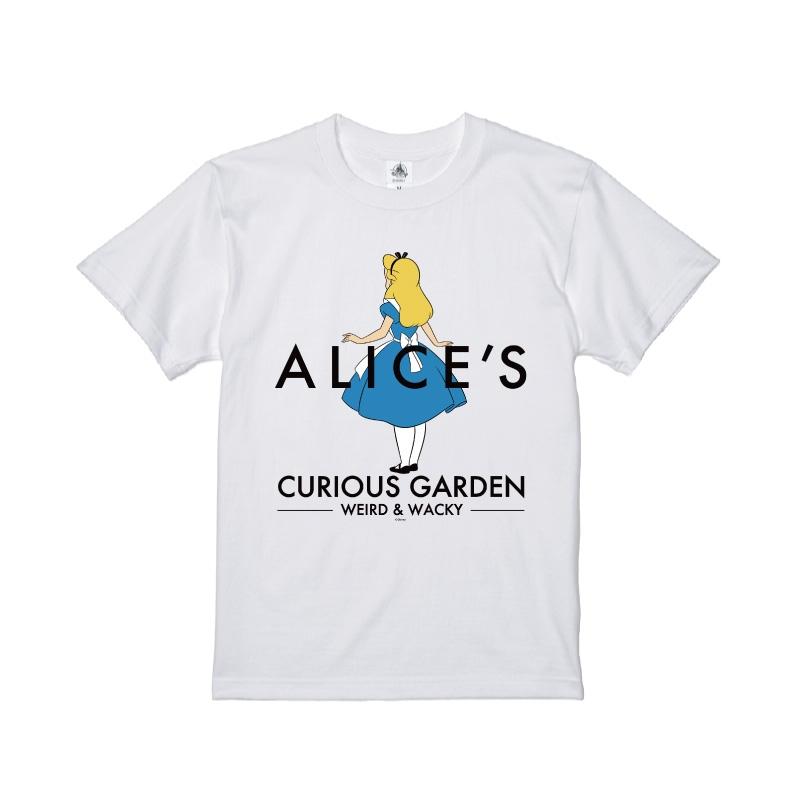 【D-Made】Tシャツ ふしぎの国のアリス アリス ALICE's