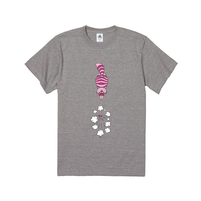 【D-Made】Tシャツ ふしぎの国のアリス チェシャ猫 POOF