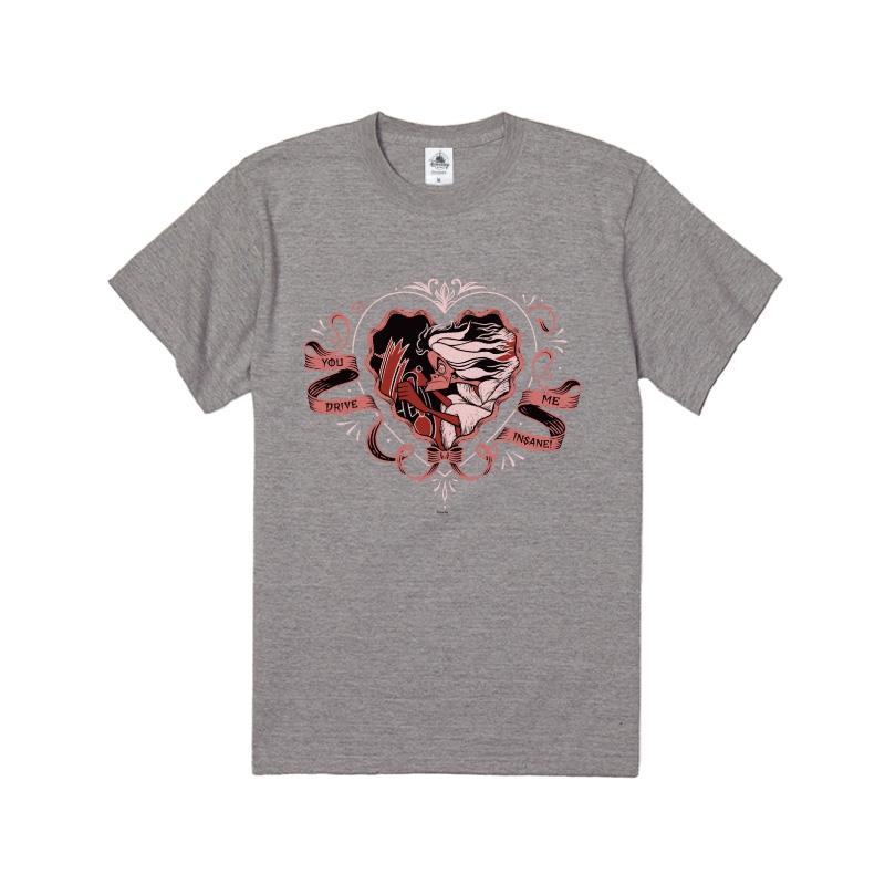 【D-Made】Tシャツ 101匹わんちゃん クルエラ ハート リボン