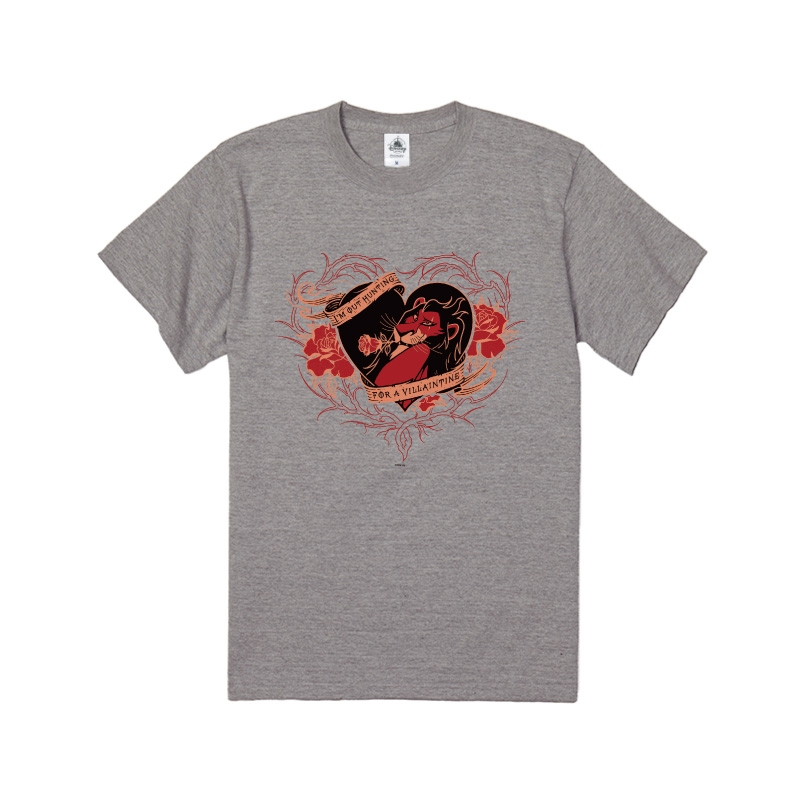 【D-Made】Tシャツ ライオン・キング スカー ハート