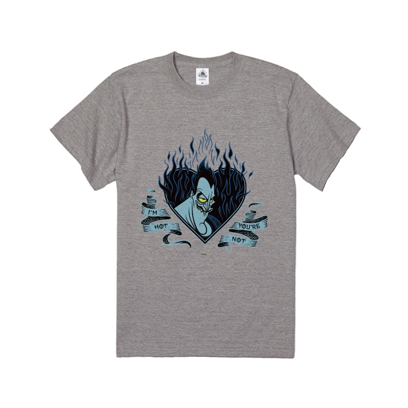【D-Made】Tシャツ ヘラクレス ハデス ハート リボン