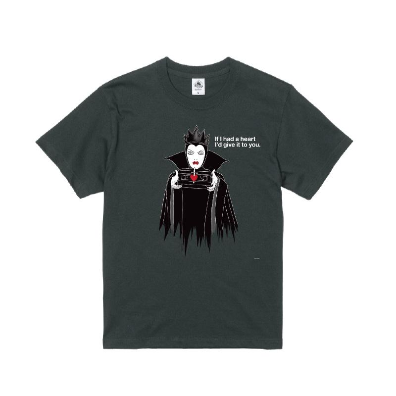 【D-Made】Tシャツ 白雪姫  女王 ハート バレンタイン