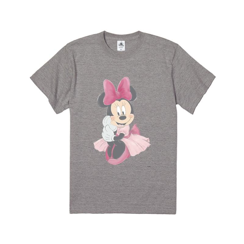 【D-Made】Tシャツ ミニー ピンクドレス
