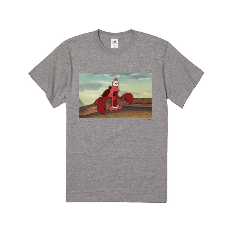 【D-Made】Tシャツ 映画 『リトル・マーメイド』 セバスチャン