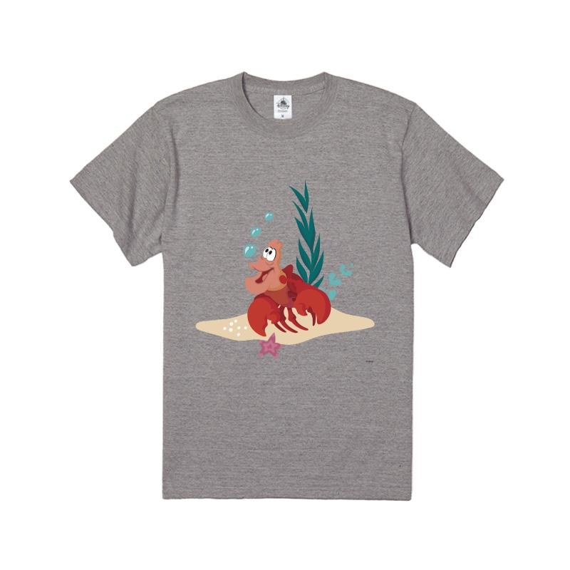 【D-Made】Tシャツ リトル・マーメイド セバスチャン 海中