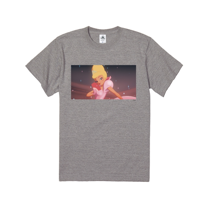 【D-Made】Tシャツ 映画 『プリンセスと魔法のキス』 シャーロット・ラバフ