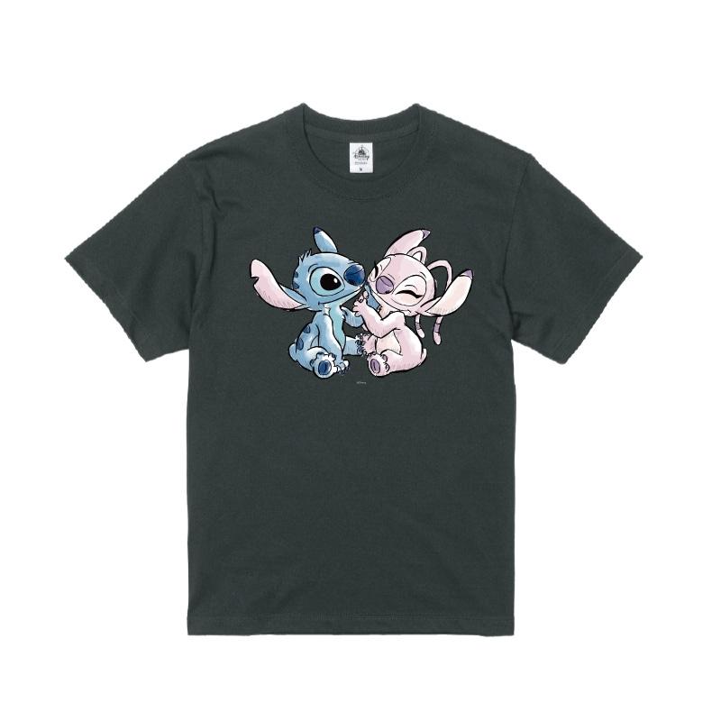 【D-Made】Tシャツ スティッチ&エンジェル ラブラブ