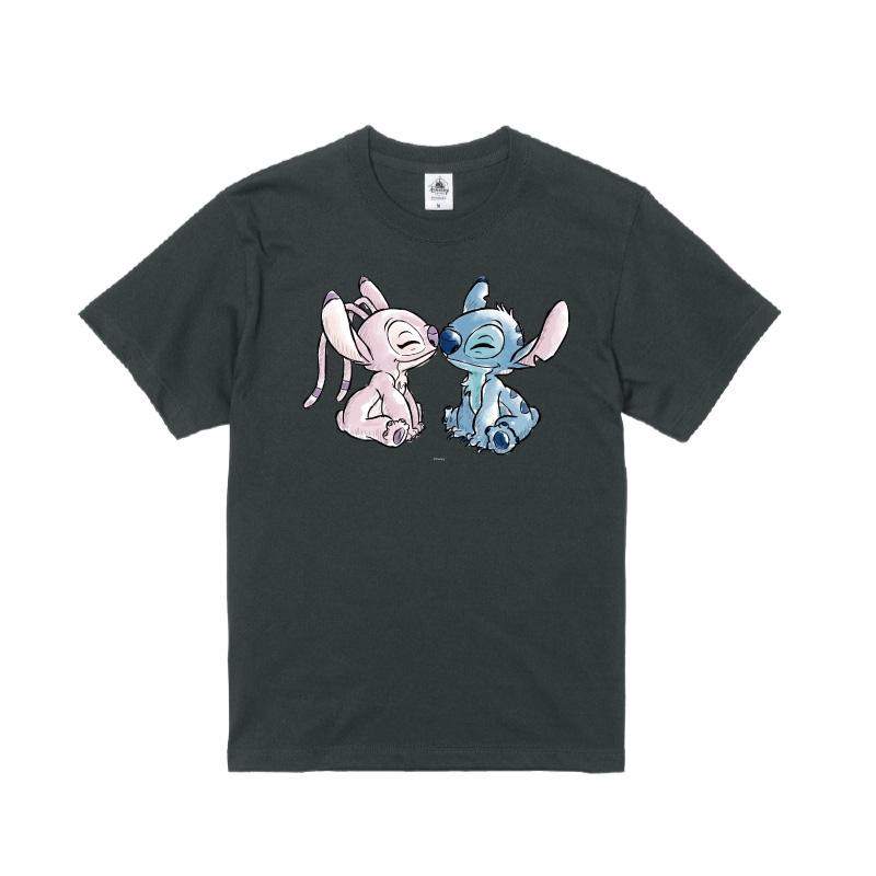 【D-Made】Tシャツ スティッチ&エンジェル 鼻キス