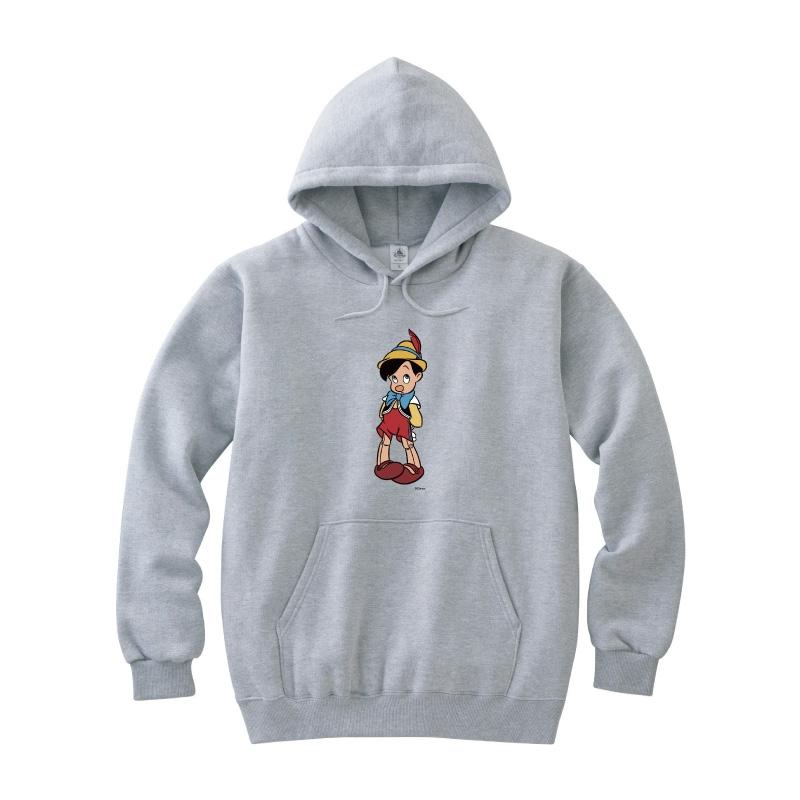 【D-Made】パーカー ピノキオ 後ろ手