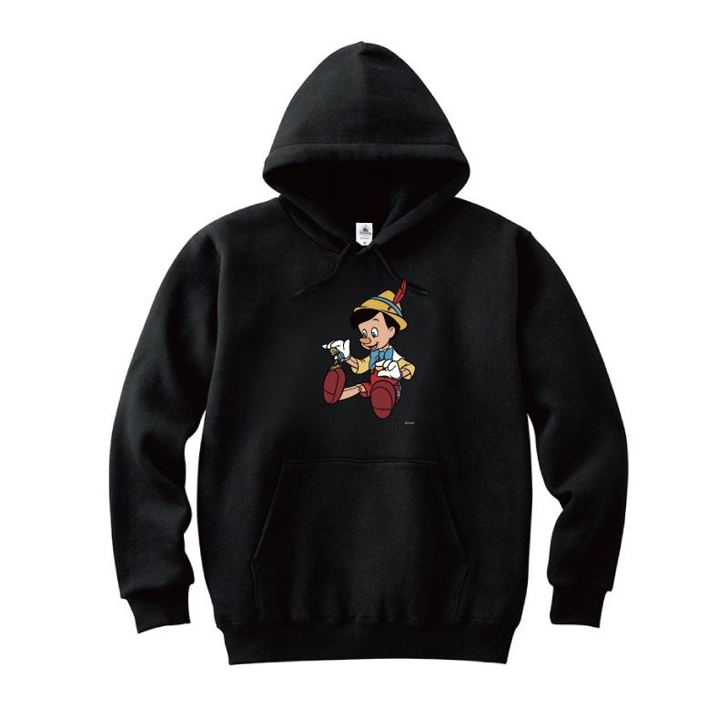 【D-Made】パーカー ピノキオ ピノキオ&ジミニー・クリケット