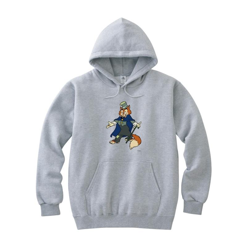 【D-Made】パーカー ピノキオ 正直ジョン ポーズ 正面