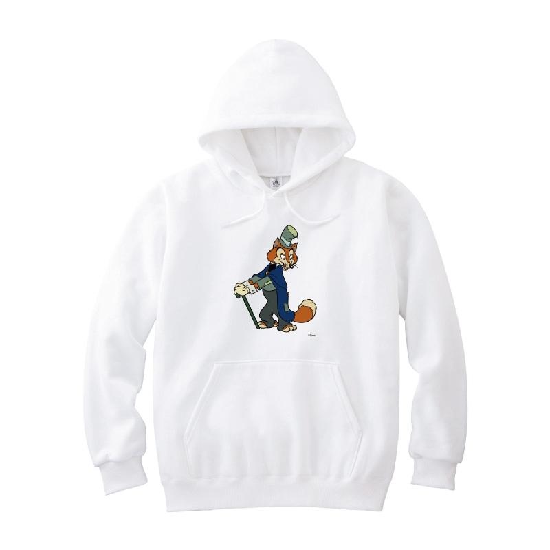【D-Made】パーカー ピノキオ 正直ジョン ポーズ 後ろ向き