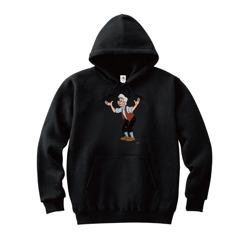 【D-Made】パーカー ピノキオ ゼペット