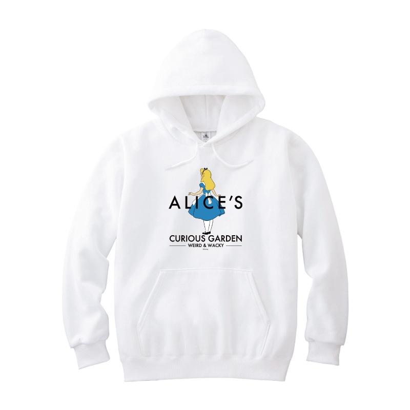 【D-Made】パーカー ふしぎの国のアリス アリス ALICE's