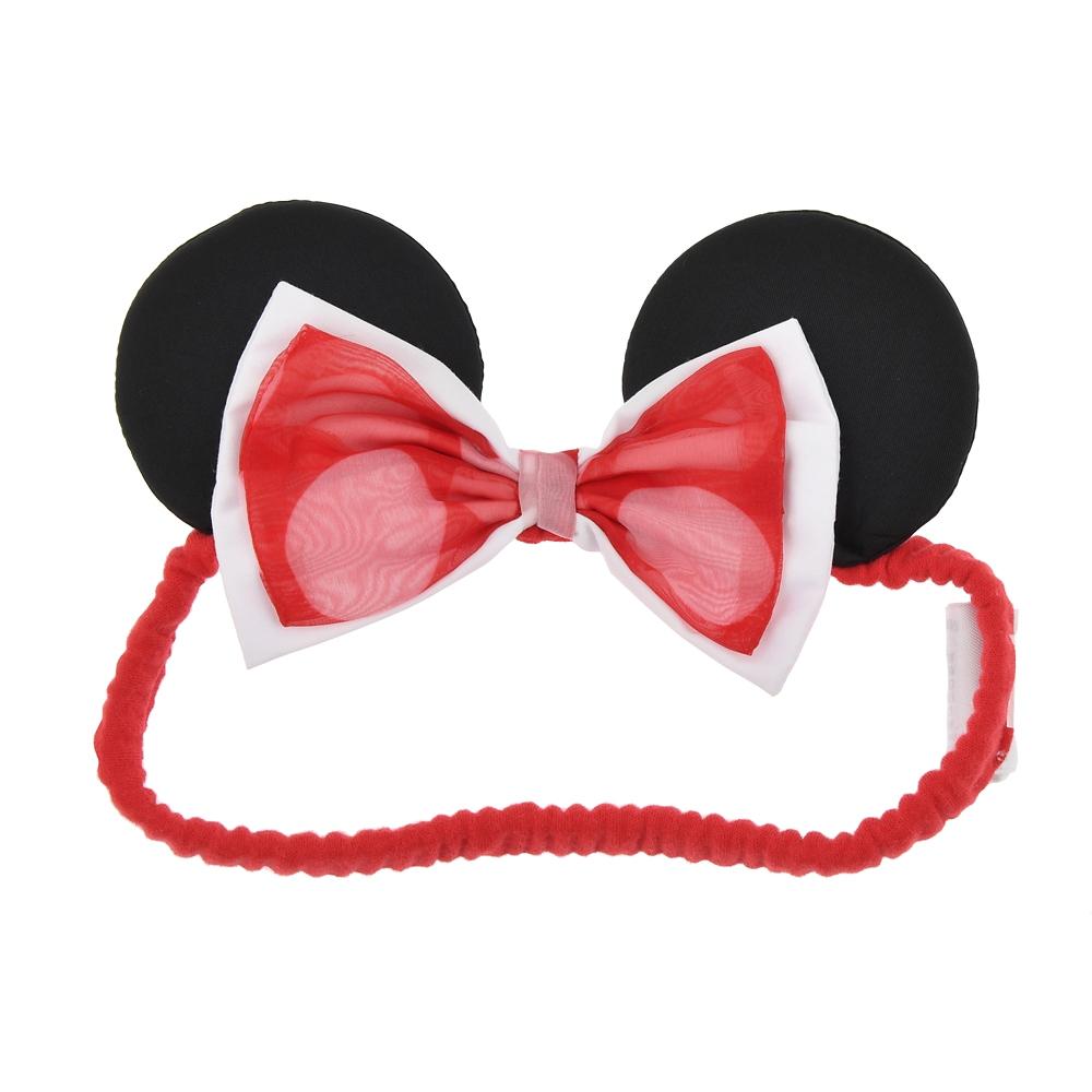 ミニー ベビー用ボディスーツ ヘアバンド付き Disney Baby