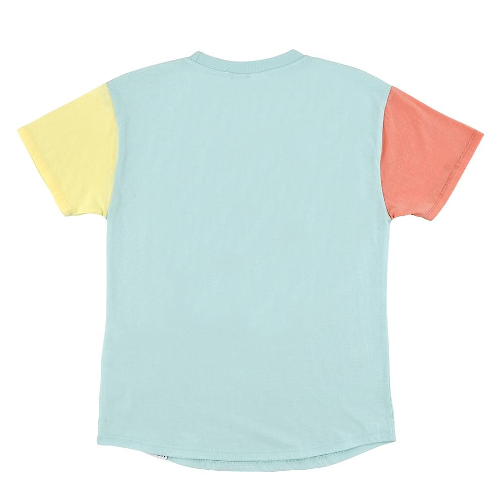 【Her Universe】ミッキー&フレンズ 半袖Tシャツ パステル