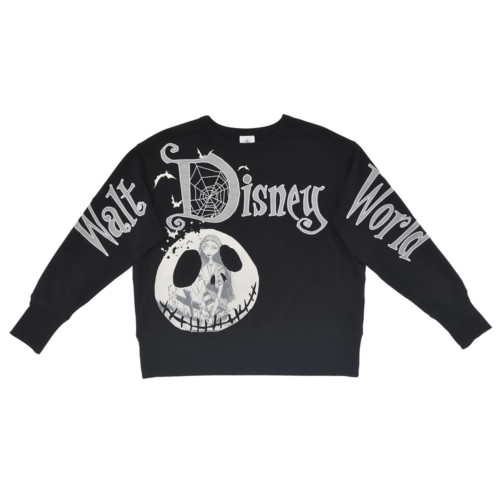 ジャック・スケリントン&サリー トレーナー Walt Disney Worldロゴ