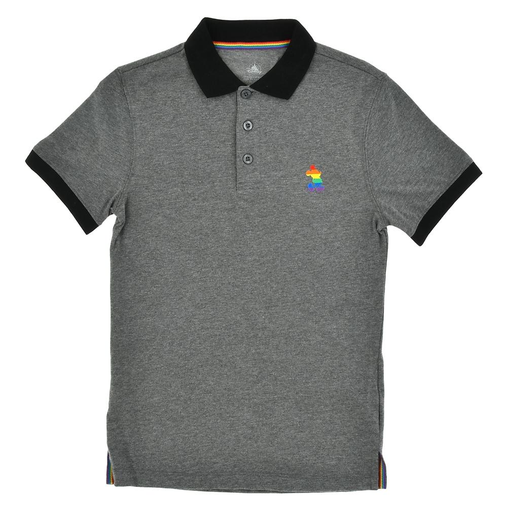 【送料無料】ミッキー 半袖ポロシャツ The Walt Disney Company's Pride collection