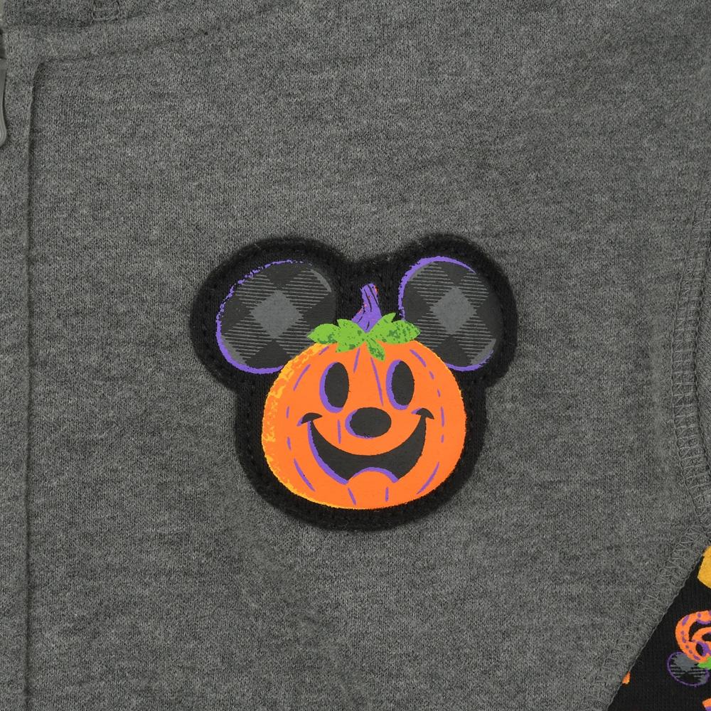 ミッキー&ミニー パーカー Disney Halloween 2021