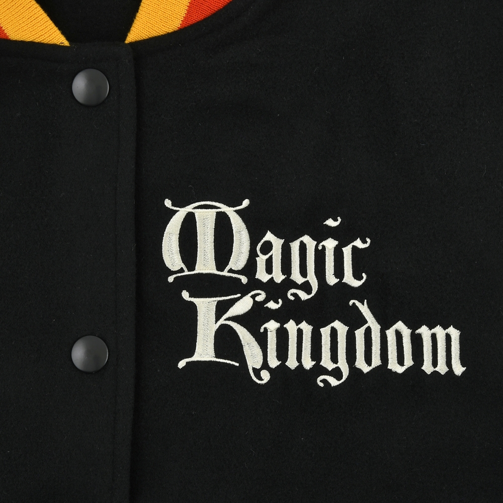 ディズニーキャラクター ブルゾン Magic Kingdom ロゴ WALT DISNEY World 50TH VAULT
