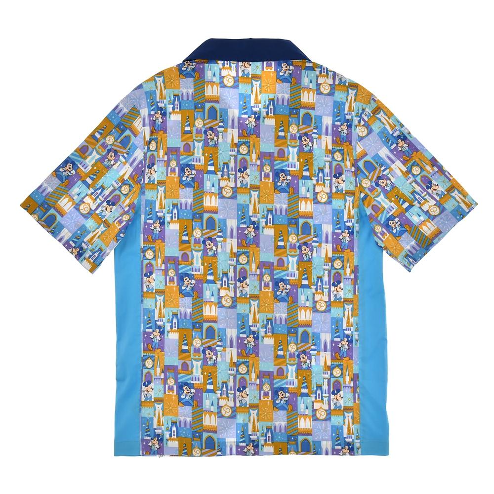 ミッキー 半袖シャツ WALT DISNEY World 50TH CELEBRATION